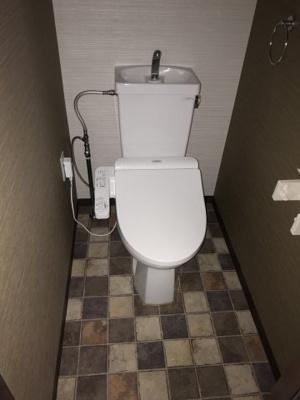 【トイレ】リヴェール