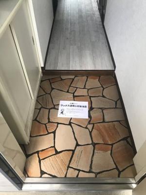 【玄関】リヴェール