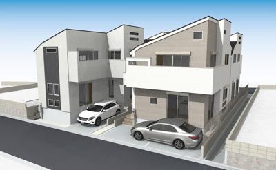 建物完成イメージ