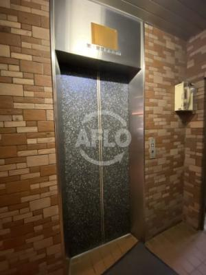 KTI南森町 エレベーター