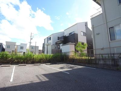 【外観】日進竹の山テラスハウス