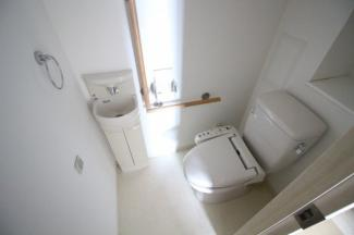 【トイレ】ウェルブ六甲道1番街