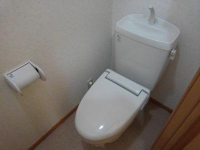 【トイレ】シャン・ド・フローラB