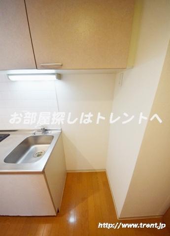 【キッチン】サンヴァーリオ神楽坂