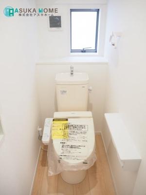 【トイレ】クレイドルガーデン 日光市今市本町 第3