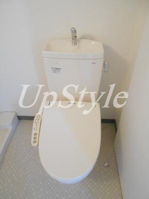 【トイレ】ココガーデン金町