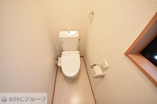 2階トイレ♪