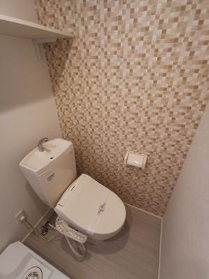 【トイレ】グランコート立石