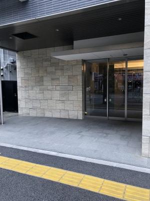 【エントランス】ラコント都立大学