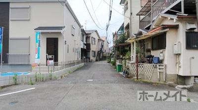 【周辺】昭和台ハイツ ホクセツハウス株式会社