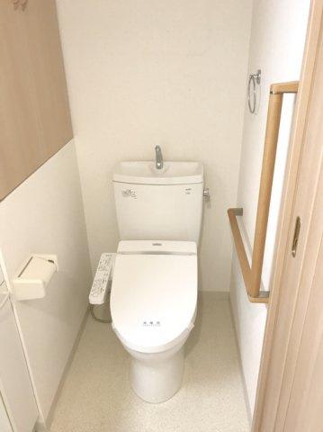 【トイレ】アイステージ幸町
