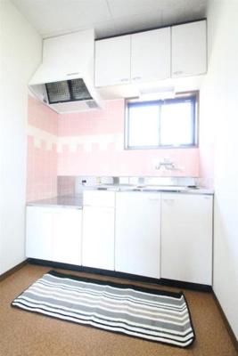 専用キッチンです