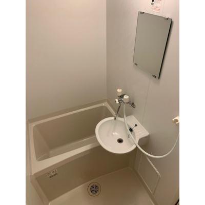 【浴室】レオパレス柊