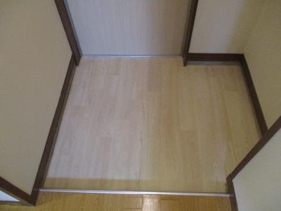 【玄関】コーポ旭
