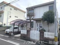 岐阜市三橋 事務所付き中古住宅 事務所のみ住宅のみでも販売可能です。トヨタホーム施工の築25年の画像