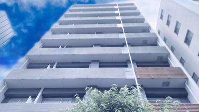 【外観】圧倒的に天井が高いロフト付きデザイナーズ プライムアーバン芝浦LOFT