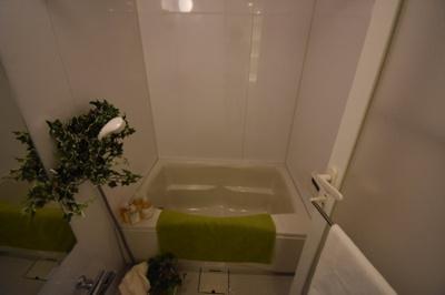 【浴室】圧倒的に天井が高いロフト付きデザイナーズ プライムアーバン芝浦LOFT