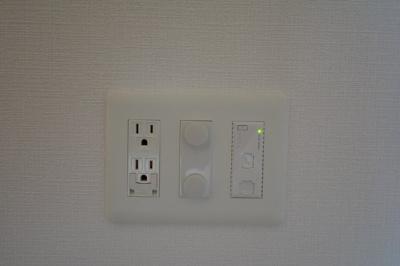 各部屋専用Wifi回線