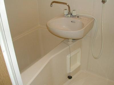【浴室】メインステージ西麻布