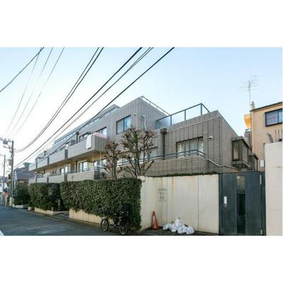 【外観】京西上目黒ガーデン