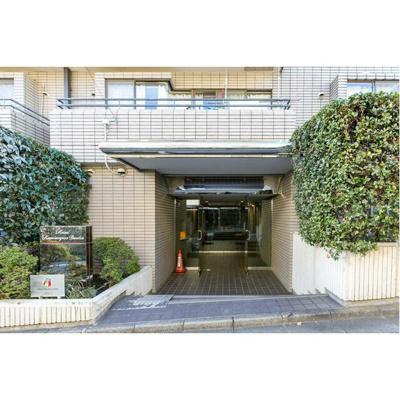 【エントランス】京西上目黒ガーデン