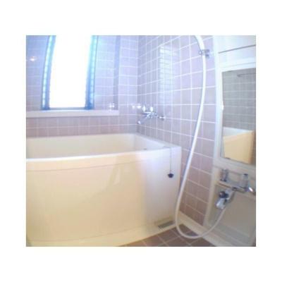 【浴室】京西上目黒ガーデン