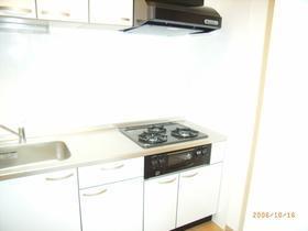 【キッチン】ファインクレスト上目黒
