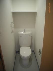 【トイレ】ファインクレスト上目黒