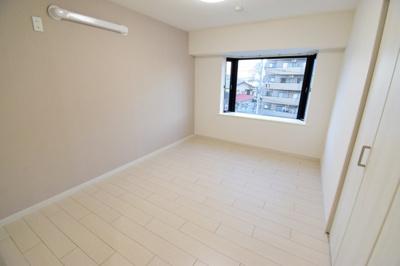 全居室6帖以上の広さを確保しております。どのお部屋を利用しても十分な空間です。