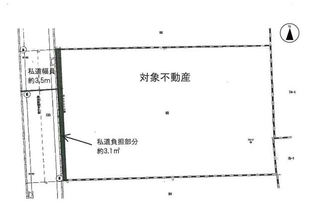 【土地図】早良区弥生1丁目土地