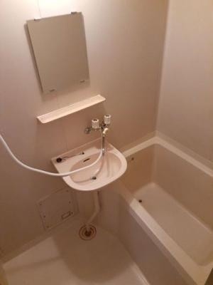 【浴室】コーポサンライズ