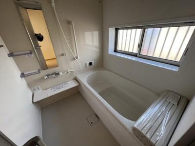 【浴室】つくば市玉取Ⅰ  新築物件