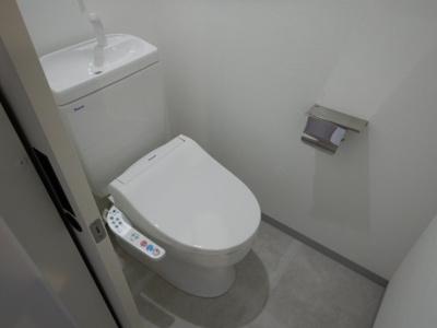 平野 マ メゾン 1LDK トイレ