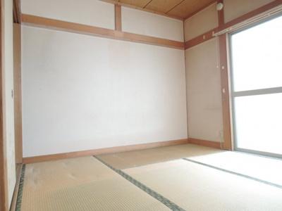 【寝室】下田部テラスハウス