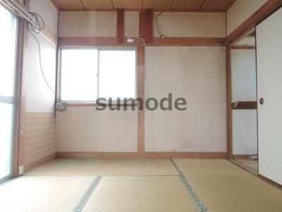 【居間・リビング】下田部テラスハウス