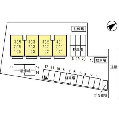 【区画図】リセーラ