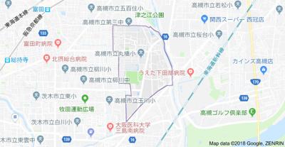 【地図】サンヒルズハイツ (株)