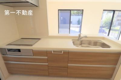 【キッチン】「西脇市 第一不動産」西脇市小坂町新築戸建