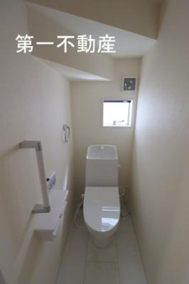 【トイレ】「西脇市 第一不動産」西脇市小坂町新築戸建