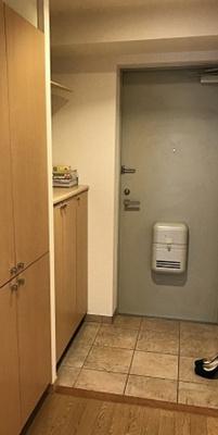【玄関】ル・リオン上野ステーションコート