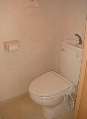 【トイレ】ル・リオン上野ステーションコート