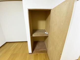 【収納】《満室!木造14%》長岡市長峰町一棟アパート