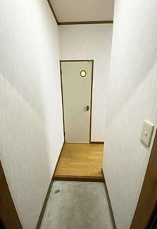 【玄関】《満室!木造14%》長岡市長峰町一棟アパート