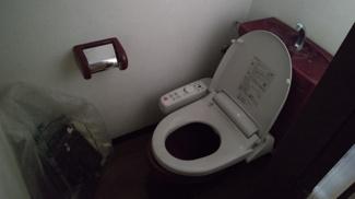 【トイレ】大穴南戸建て