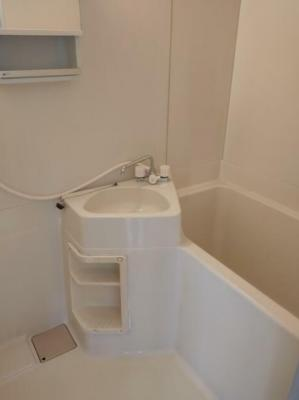 【浴室】コーポスクエア
