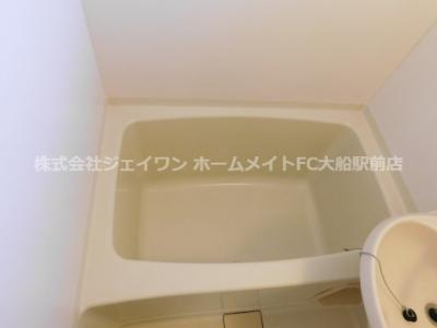 【浴室】CASA BLANCA