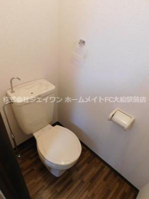 【トイレ】CASA BLANCA