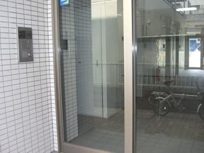 【セキュリティ】南八幡ハイツ
