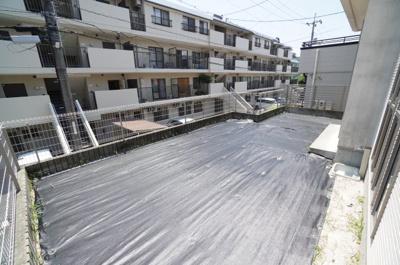 【庭】東区牛田東2-13戸建