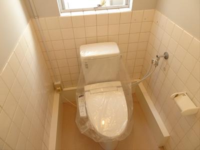 【トイレ】第一光陽マンション